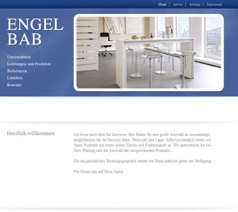 Büroeinrichtung der Firma Engel in Frankfurt an der Oder in Eisenhüttenstadt
