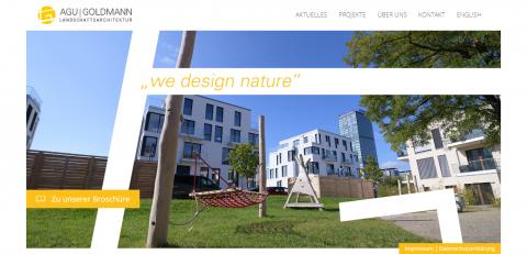 Grün + Bau in Potsdam: agu I Goldmann Landschaftsarchitektur BDLA in Berlin