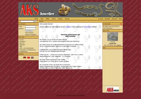 Juwelier in München: AKS Juwelier in München
