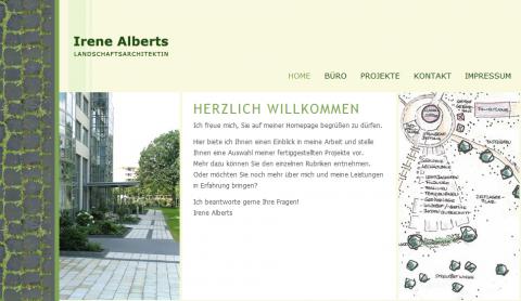 Garten- und Landschaftsbau in Hamburg: Irene Alberts Landschaftsarchitektin in Appen