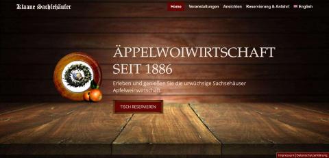 Genussmomente im Apfelweinlokal in Frankfurt in Frankfurt