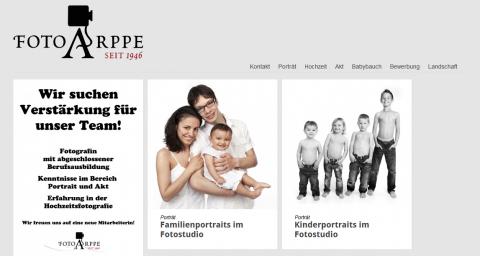 Wir suchen eine/n Fotograf/in in Rostock in Rostock