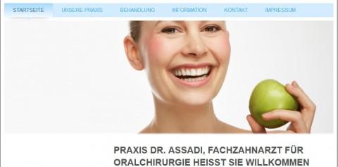 Zahnarztpraxis Dr. Assadi in Essen / Überruhr in Essen