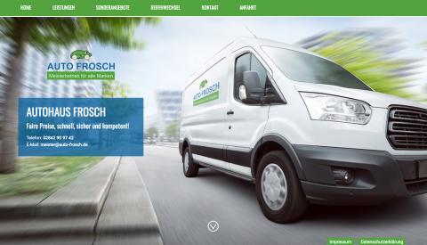 Experten für Autoreparatur: Auto Frosch in Kamp-Lintfort in Kamp-Lintfort