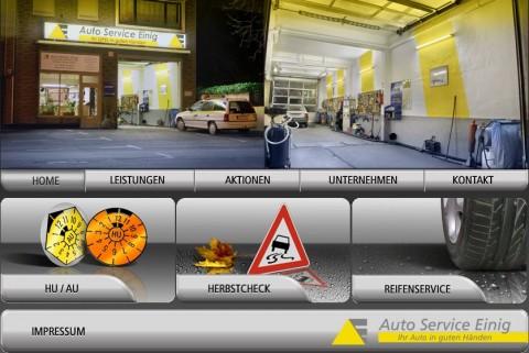 Auto Service Einig in Mülheim an der Ruhr in Mülheim / Ruhr