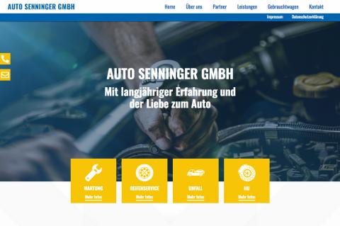 Autoreparatur in Augsburg: Auto Senninger GmbH in Augsburg