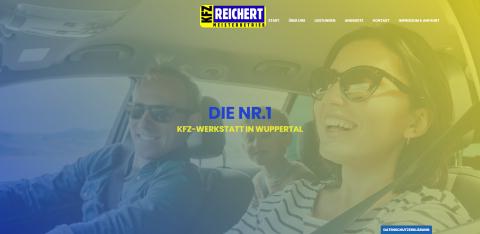 Der perfekte Ansprechpartner für Kfz-Reparaturen in Wuppertal: KFZ Reichert UG in Wuppertal