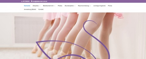 Ihre Ballettschule in Alzey – Ballettstudios Nicole Schoenewolf  in Mainz