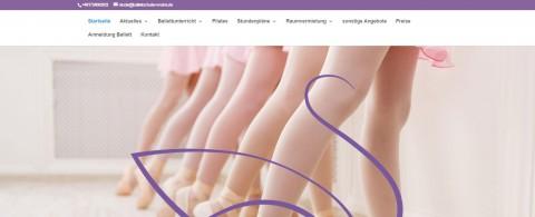 Online-Ballettunterricht erleben – Ballettschule Nicole Schoenewolf bei Bingen  in Mainz