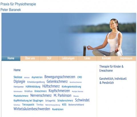 Praxis für Krankengymnastik in Dortmund: Peter Baranek in Dortmund