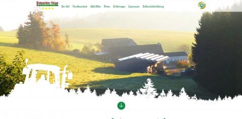 Ferien auf dem Bauernhof – Die Pension in Bad Berleburg lässt die Herzen aller Tierliebhaber höherschlagen  in Bad Berleburg-Christianseck