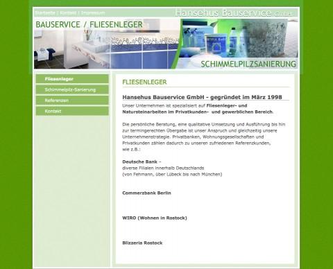 Hansehus Bauservice GmbH in Rostock in Rostock