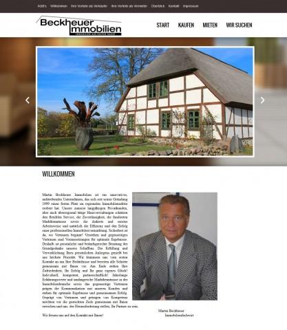 Beckheuer Immobilien e. K. in Hamm in Hamm