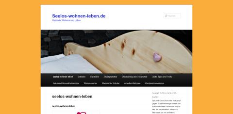 Gesund schlafen – dank Seelos - Wohnen & Leben in Partenkirchen in Roßhaupten (Allgäu)