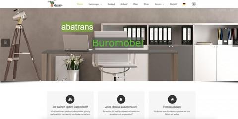Hochwertige Büromöbel bei Abatrans in München