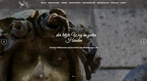 Bestattungen Lilie GmbH in Dessau-Roßlau: Genug Zeit zum Trauern in Dessau