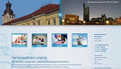 Kompetente Vertretung im Mietrecht: Rechtsanwaltskanzlei Bernd Othmer in Leipzig in Leipzig
