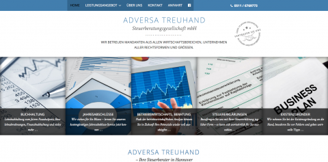 Clone of Finanzbuchhaltung in Hannover: Adversa Treuhand Steuerberatungsgesellschaft mbH in Hannover