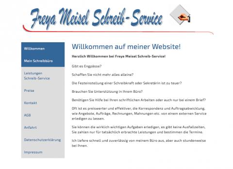 Schreibservice Unterstützung fürs Büro in Hamburg