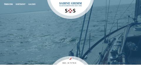 SOS Yachtausrüstung Sabine Grimm in Bremen