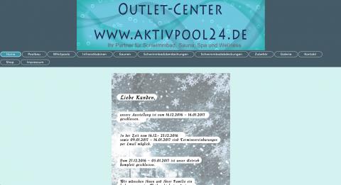 Poolbau aus Baden-Württemberg: Aktivpool24 in Pfedelbach