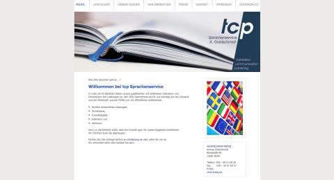 Sprachservice in Berlin: tcp Sprachenservice in Berlin