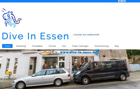Erfahrene Tauchschule Dive in Essen: MF-Tauchsport Martin Fehd in Essen