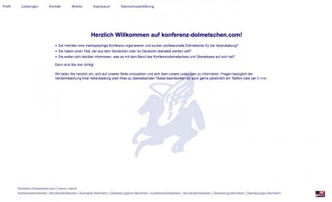 Verlässliche Dolmetscher: Gesucht und gefunden bei Esther Lewit in Mannheim