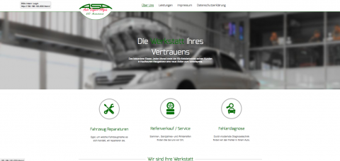ASA – die Autowerkstatt in Kaufbeuren in Kaufbeuren-Neugablonz