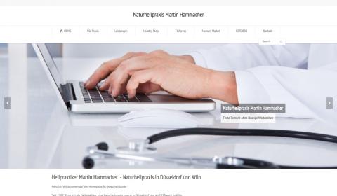 Naturheilpraxis Martin Hammacher in Köln in Köln-Rodenkirchen