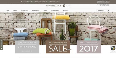 Hochwertige Bettwäsche online kaufen bei Wohntextilien 4you in Neukirchen-Vluyn