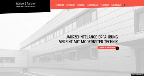 Architekten & Ingenieure in Ulm: Bückle & Partner in Ulm