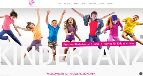 Tanzen für Groß und Klein – Tanzwerk München in München