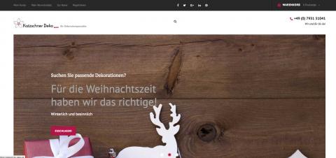 Dekoration für jeden Anlass bei Katzschner Deko GmbH in Bad Mergentheim