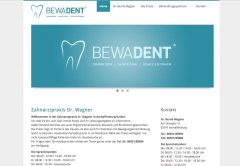 Zahnarztpraxis in Aschaffenburg in Aschaffenburg