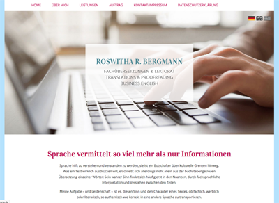 Roswitha Bergmann: Übersetzungen im Raum Ottobrunn in Ottobrunn