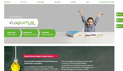 ViaDuktus: Nachhilfe in Euskirchen in Euskirchen