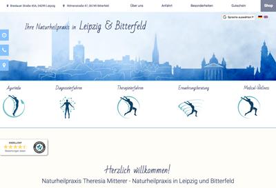 Heilpraktikerin in Bitterfeld: Naturheilpraxis Theresia Mitterer in Bitterfeld