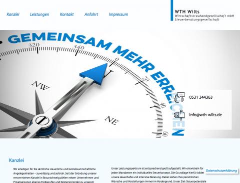 Steuerberatung in Braunschweig: WTH Wilts in Braunschweig