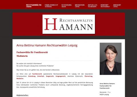 Rechtsanwalt in Leipzig: Fachanwältin für Familienrecht in Leipzig