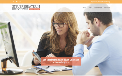 Baulöhne in Iserlohn: Steuerberaterin Ute Schwarz in Iserlohn