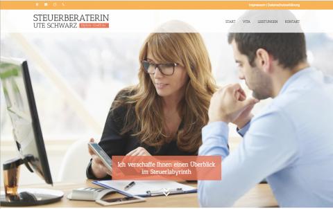 Steuerberatung im Kreis Hemer: Steuerberaterin Ute Schwarz  in Iserlohn