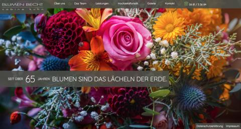 Blumen Becht in Saarbrücken in Saarbrücken