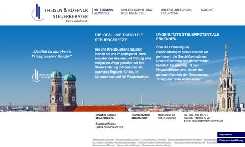 Schluss mit zeitraubenden Steuerangelegenheiten  in München