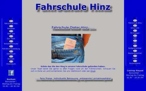 Die Fahrschule von Dieter Hinz in Castrop-Rauxel  Führerscheine aller Klassen in Castrop-Rauxel