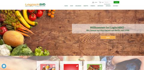 Ihr Bio-Lieferdienst in Berlin: Naturkostlieferservice Hildebrand in Berlin