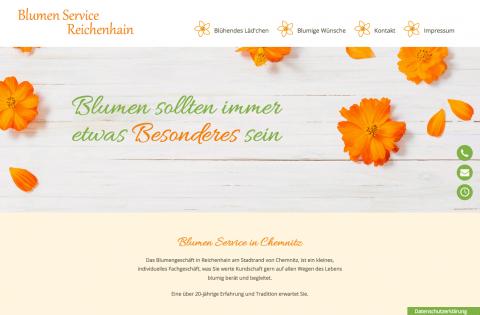 Floristik in Chemnitz: Blumen Service Reichenhain in Chemnitz