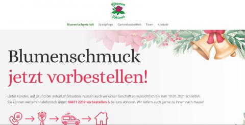 Grabpflege und mehr – Blumen Hermes in Cloppenburg in Cloppenburg
