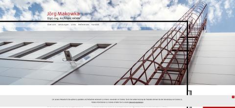 Ihr Architekt in Düren: Dipl.-Ing. Jörg Makowka  in Düren