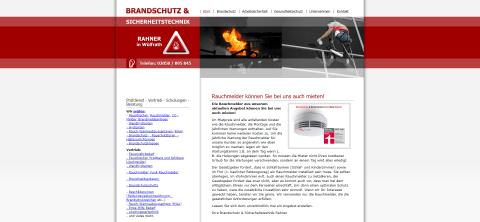 Brandschutz & Sicherheitstechnik R. Rahner für Firmen in Wülfrath in Wülfrath